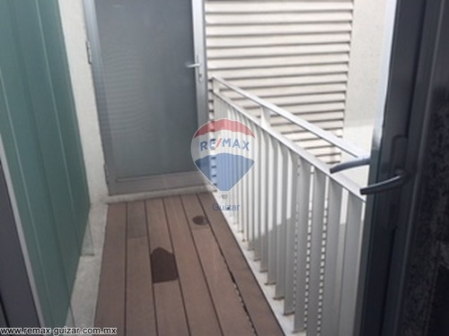 renta  ph con balcon en suderman polanco miguel hidalgo