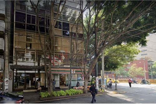 renta piso de oficinas 151m $46,810 en leibnitz por torre mayor, reforma, camino real polanco, dpvo chapultepec