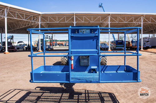 renta plataforma elevada genie s60 4x4 20 metros culiacán