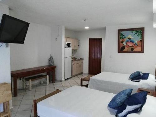 renta por noche de loft vacacional en zona hotelera