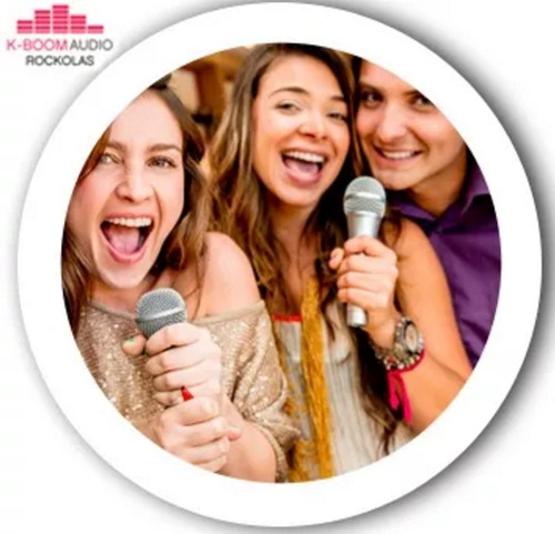 renta rockola karaoke