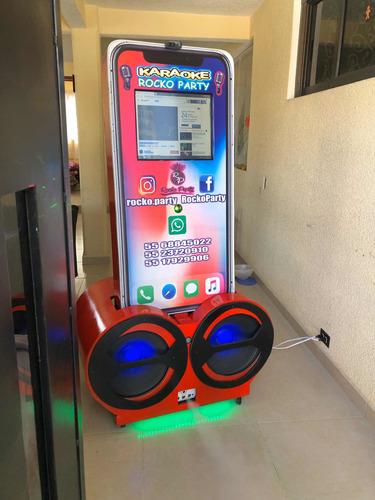 renta rockola karaoke,