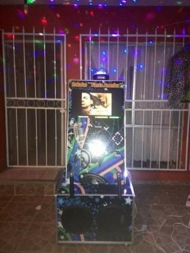 renta rockola karaoke fiesta