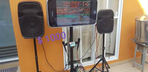 renta rockolas karaoke