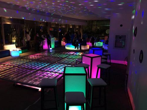 renta salas led y lounge karaoke dj