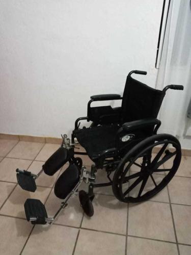 renta silla de ruedas, andaderas, silla p/ducha, muletas.