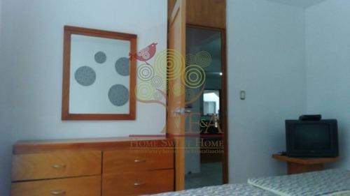 renta  suite amueblada y con servicios de 1 recamara!!!