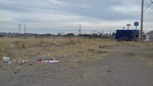 renta terreno comercial en carretera a cd juarez km 31
