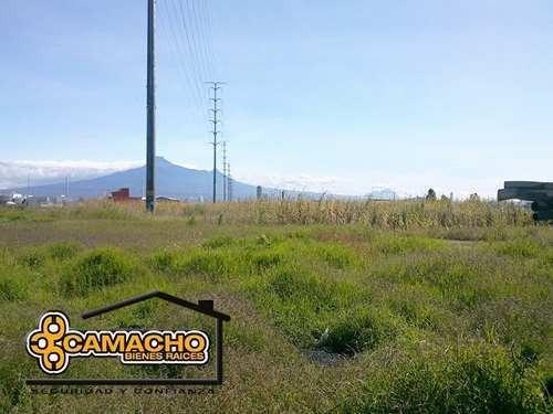 renta terreno en tlaxcalancingo, sn andres cholula(opt-0163)