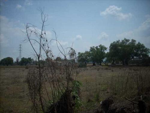renta terreno hacienda san nicolas la redonda