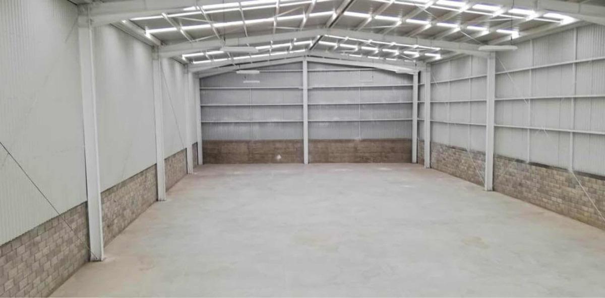 renta y venta de bodegas, uso industrial y comercial 900m2