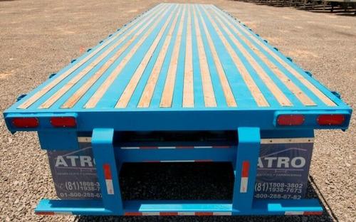 renta y venta de cajas secas y plataformas marca atro
