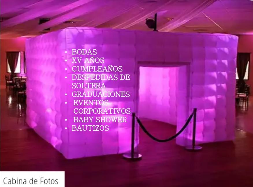 Foto Cabina Para Eventos : Renta cabina fotografica para fiestas eventos de fotos cdmx en