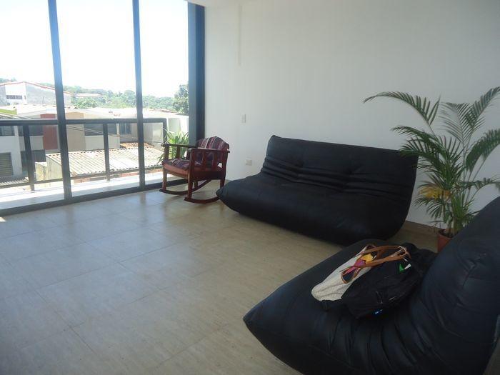 rento apartamento amueblado torre 91 zona wtc escalón