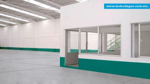 rento bodega de 550 m2 en iztapalapa, abraham gonzalez 158