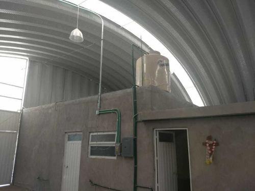 rento bodega industrial 800m2 en san pablo autopan, edo. mexico