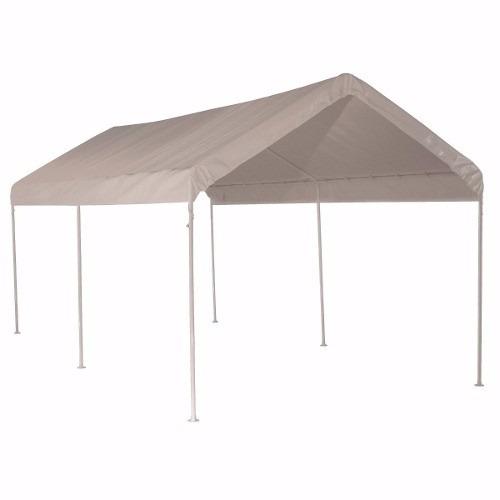 rento carpa 6x3 para roof gardens, jardines y patios