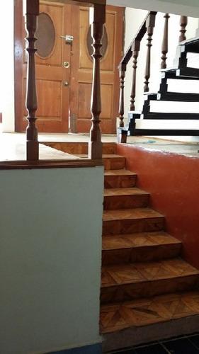 rento casa amueblada con cochera cerca de pemex