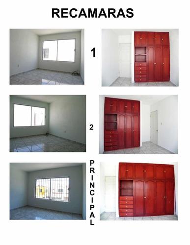 rento casa en privada 5ta villas
