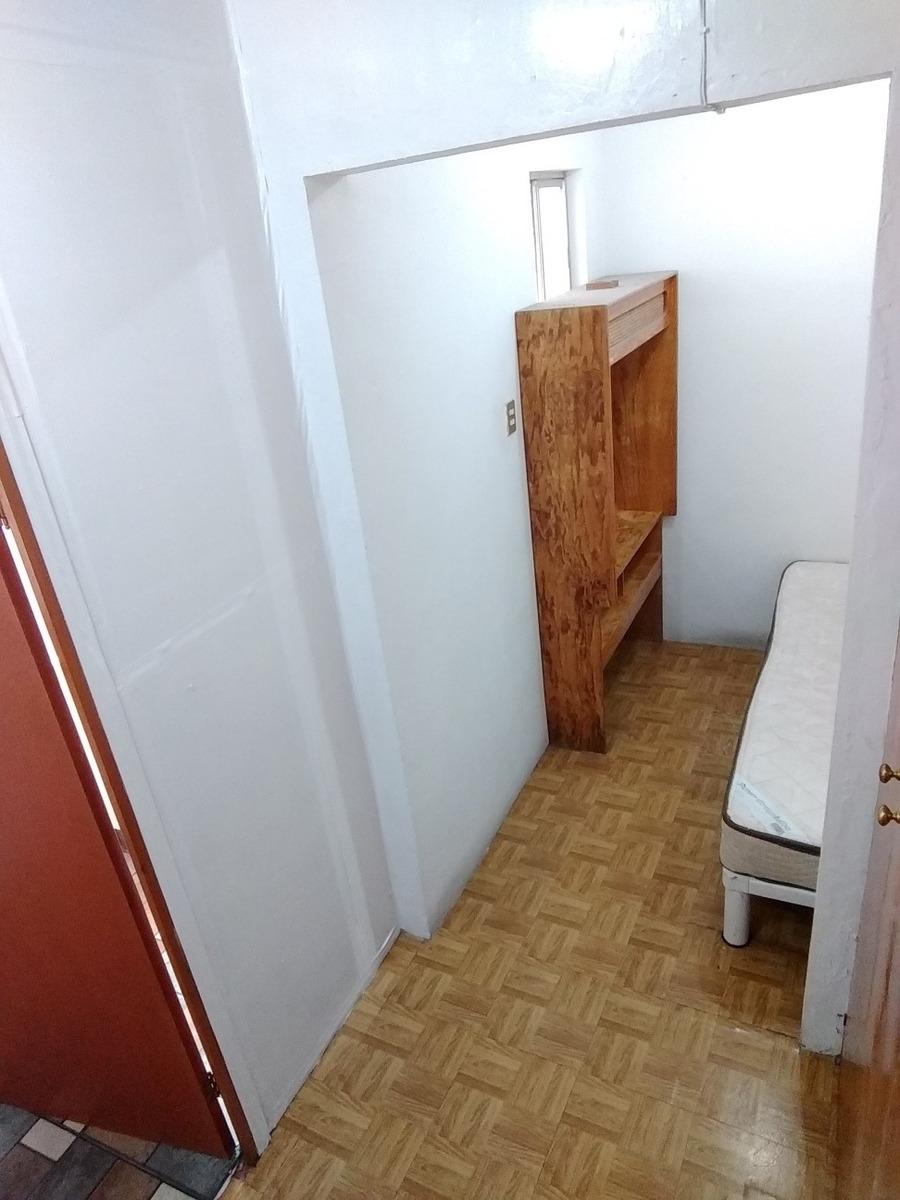 rento cuarto amueblado ideal dama
