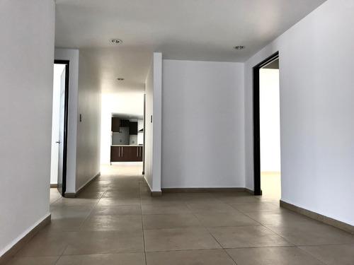 rento departamento 180 m2  colonia san josé insurgentes.