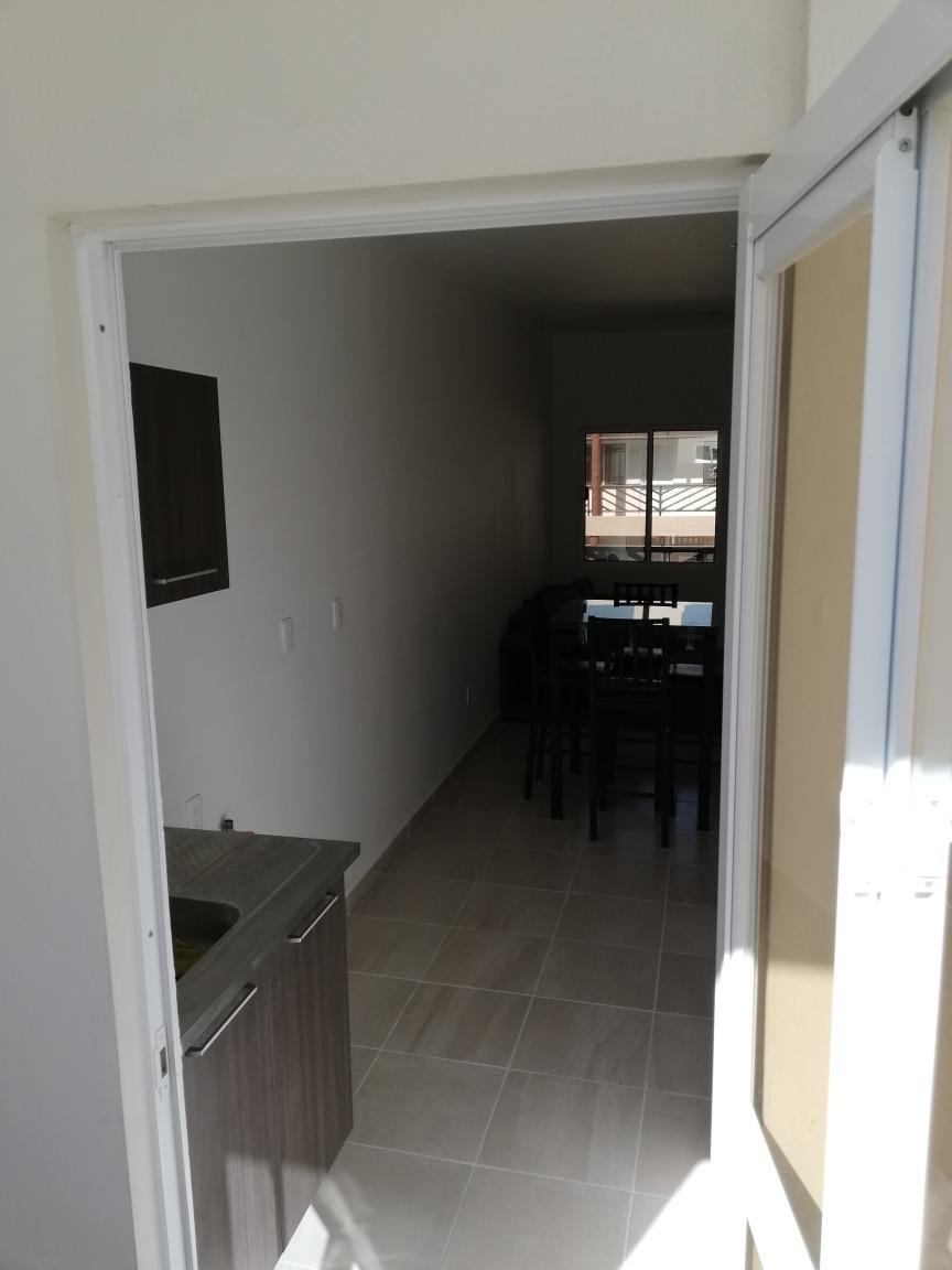 rento departamento 2 habitaciónes 1 baño jardines de mayakob