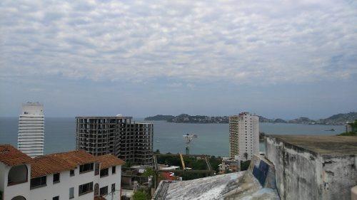 rento departamento en acapulco amueblado 1 recamara alberca