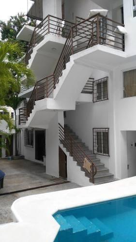 rento departamento en acapulco amueblado