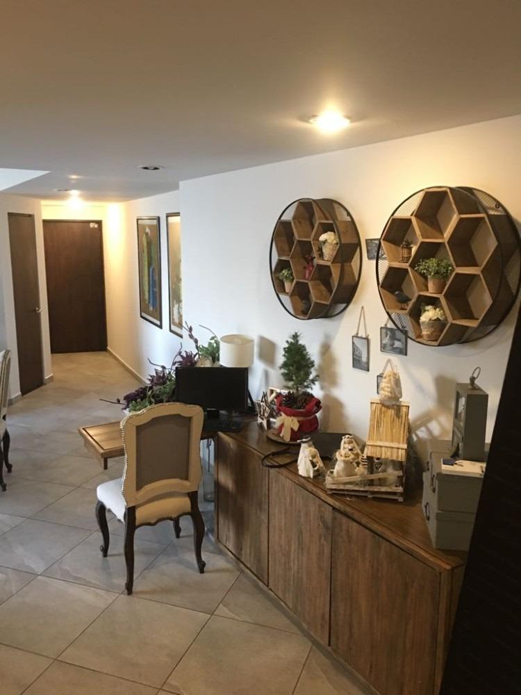rento departamento - residencial terre (santa fe)