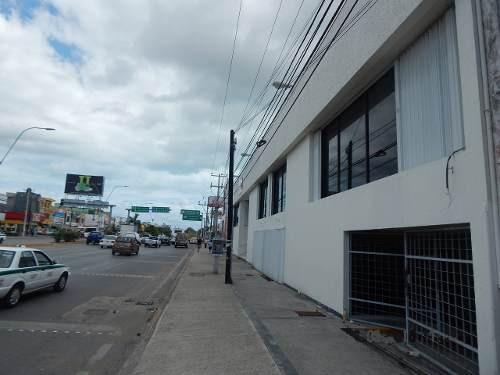 rento edificio comercial sobre avenida lópez portillo en cancún