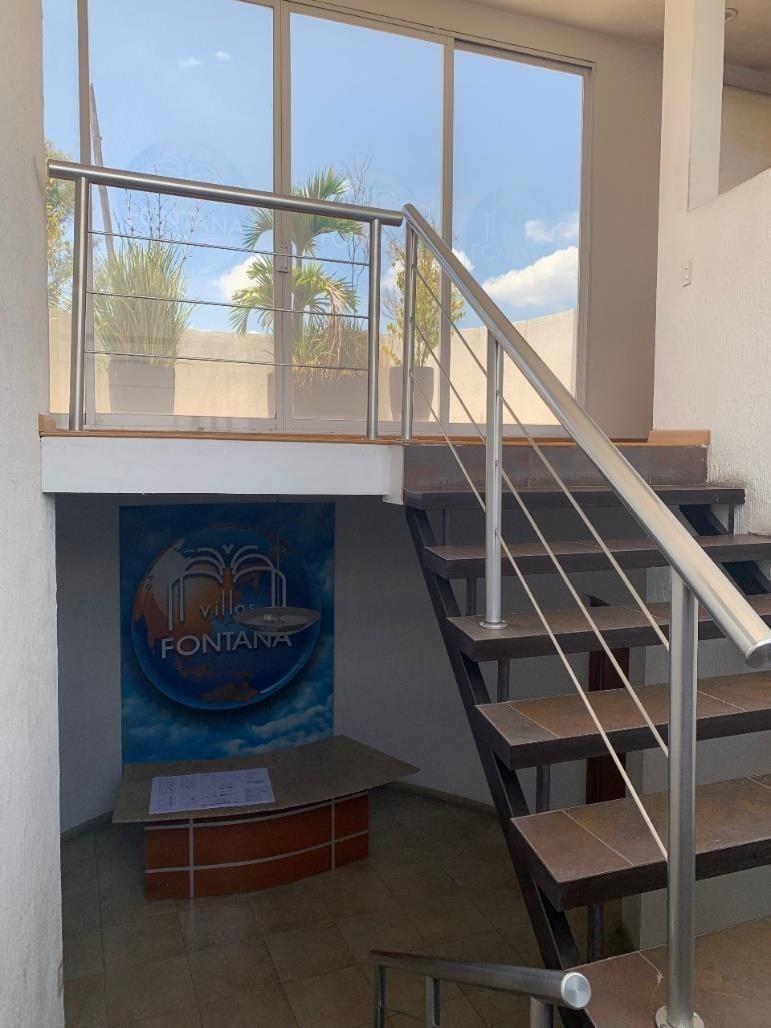 rento edificio completo en el laurel, 3 niveles, 11 cajones, 11 oficinas..etc