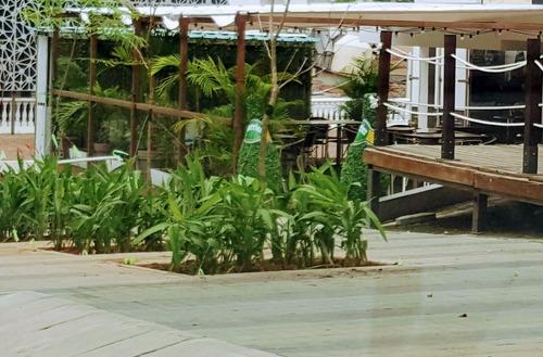 rento espectacular restaurante con terraza en bella vista