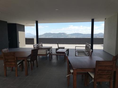 rento exclusivo apartamento a estrenar en vista tower
