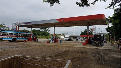 rento gasolinera en cercana a sanarate carretera al atlántic