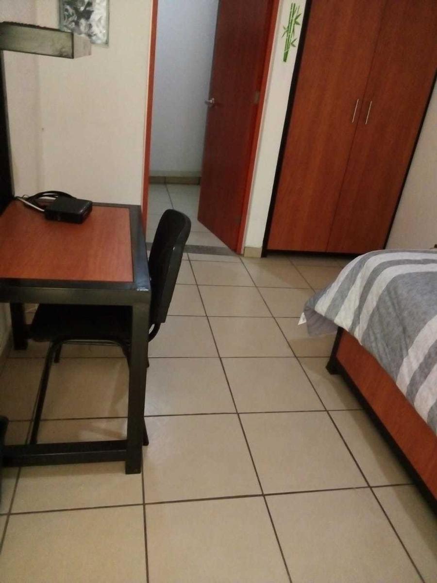 rento habitaciones amuebladas