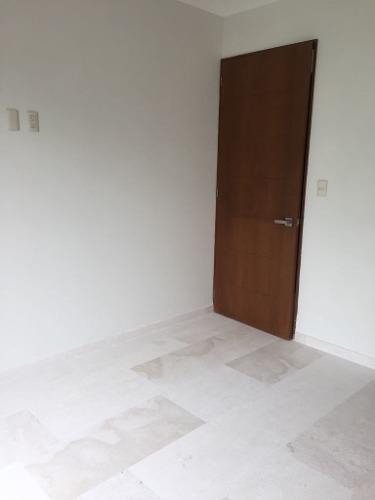rento hermoso departamento de 110 m2 en gabriel mancera. rg-304