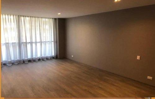 rento hermoso departamento de 290 m2 en polanco p8-rg
