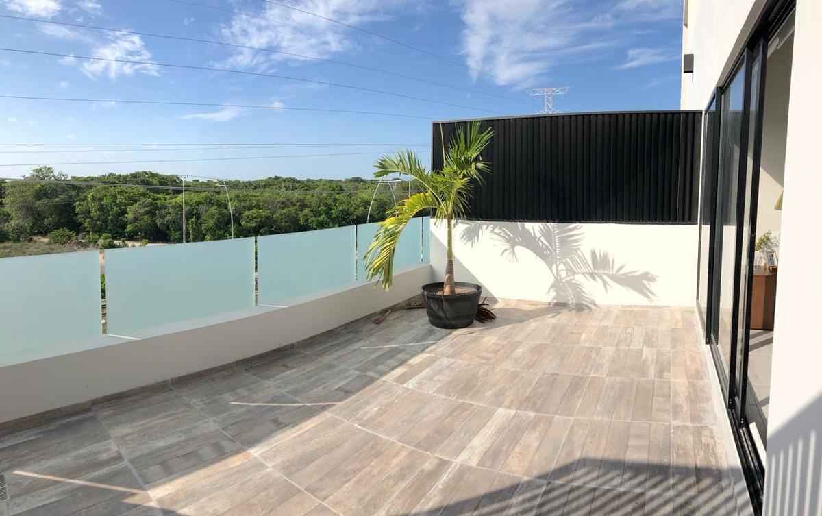 rento hermoso departamento en cancun
