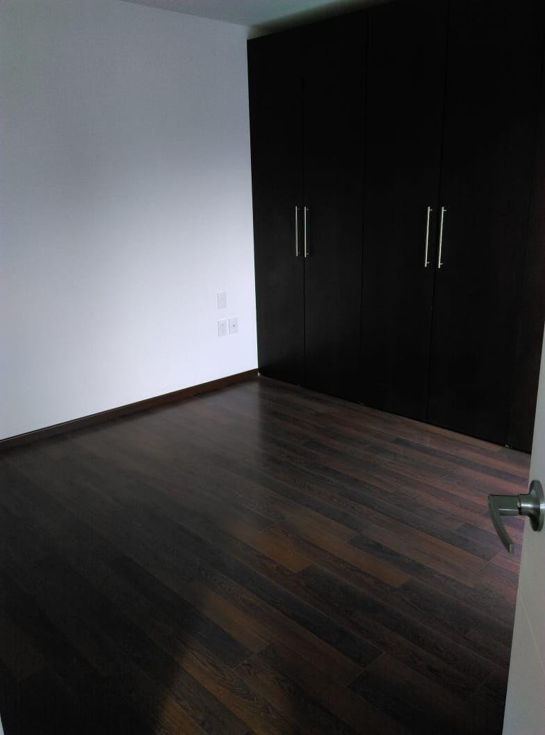 rento lindo departamento de 90 m2. cerca ciudad universitaria.  mc