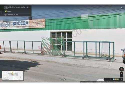 rento local comercial 750 m² blvd. valsequillo xilotzingo