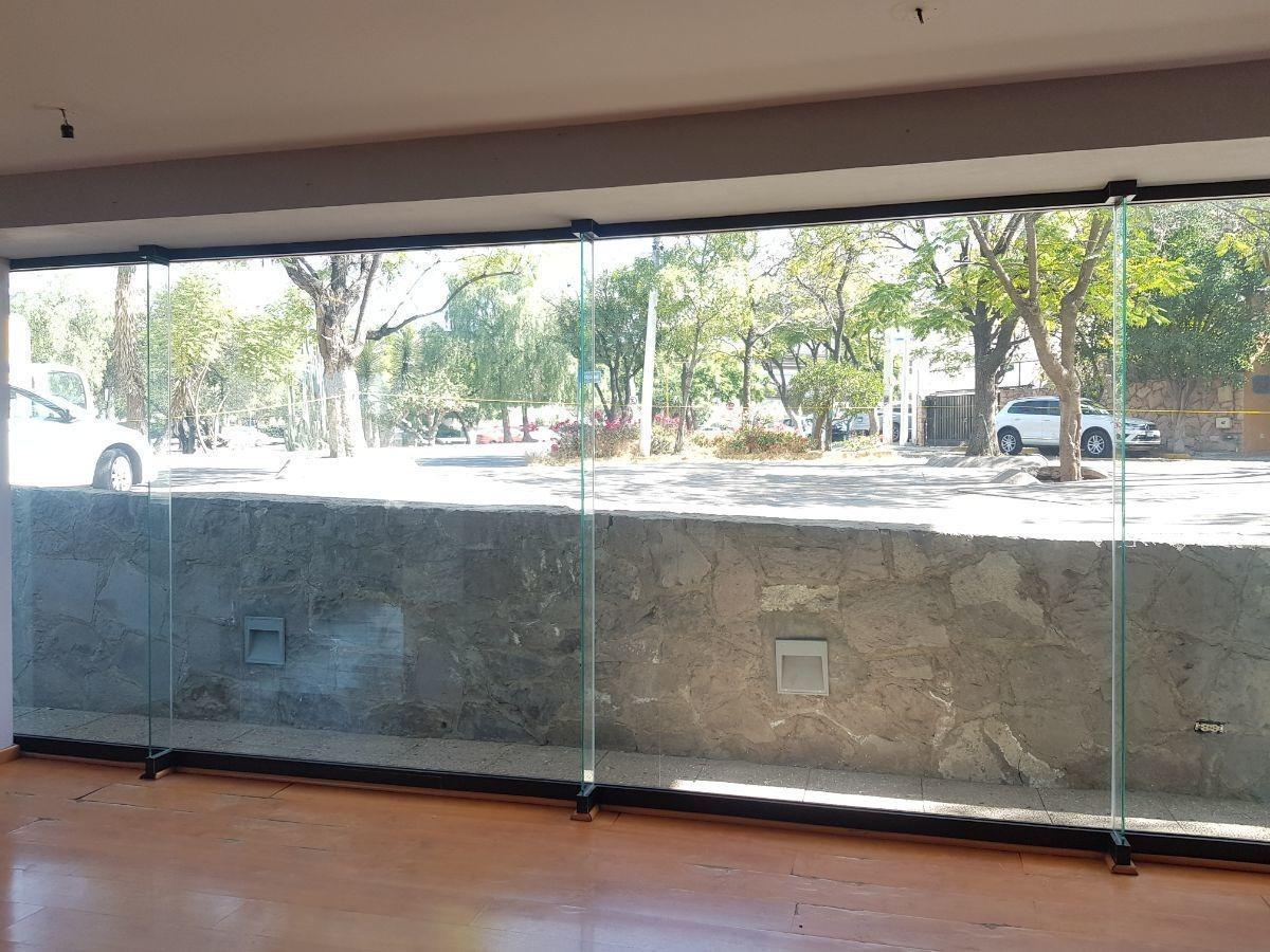 rento local comercial de 510 m2 en alamos, en pb, ideal para restaurante, etc
