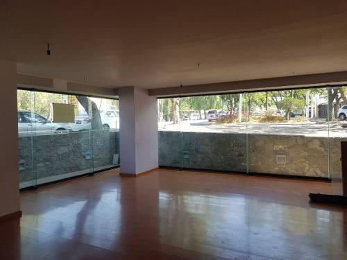 rento local comercial de 510 m2 en alamos, en planta baja !!