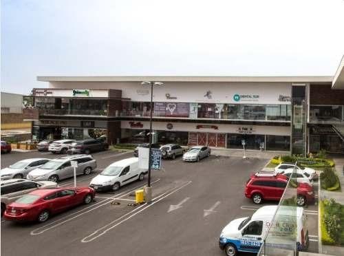 rento local comercial en plaza ubika nueva galicia
