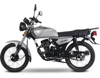 rento moto italika ft 150 por $750 semanales