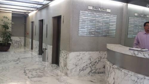 rento oficina 114 mtrs  homero edif corporativo ubicadisimo