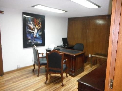 rento oficina - anzures - amueblada