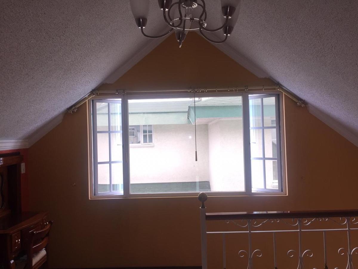 rento suite tipo duplex, valle de los chillos