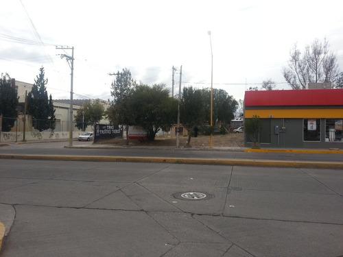 rento terreno avenida principal al lado del oxxo ferronales