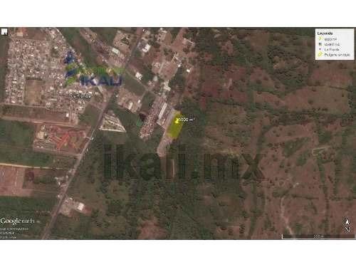 rento terreno de 8000 m² en colonia la victoria km 47, se encuentra ubicado en la carretera poza rica - cazones en el km 47, cuenta con 8000 m², son 140 m de frente por 57 m de fondo, los servicios s