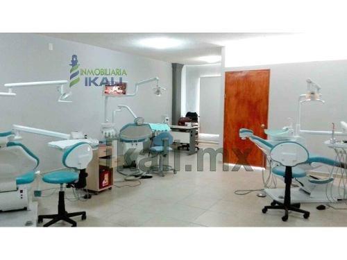 rento unidad odontológica equipado col. petrolera tampico tamaulipas, se encuentra ubicado en la calle faja de oro de la colonia petrolera, cuenta con una unidad odontológica completa en un área comp